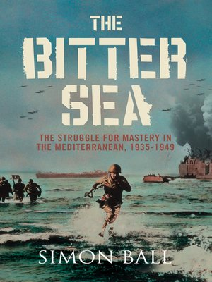 cover image of The Bitter Sea