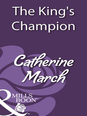 cover image of The King's Champion
