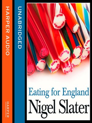 cover image of Eating for England