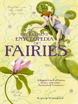 cover image of THE ELEMENT ENCYCLOPEDIA OF FAIRIES