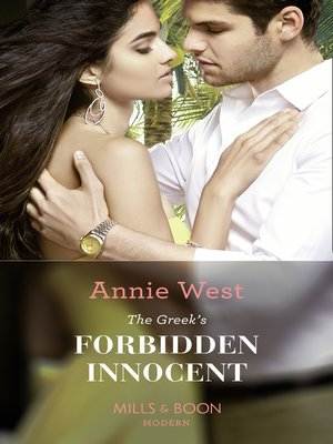 cover image of The Greek's Forbidden Innocent