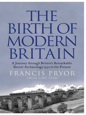 cover image of The Birth of Modern Britain