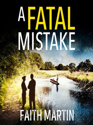 cover image of A Fatal Mistake (Ryder and Loveday, Book 2)