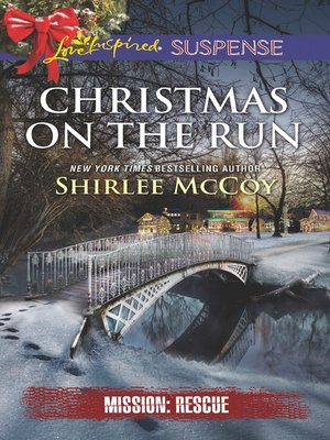 cover image of Christmas On the Run
