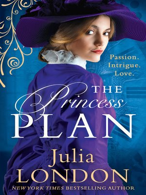 cover image of The Princess Plan
