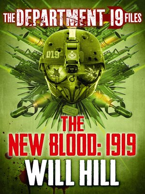 cover image of The New Blood: 1919