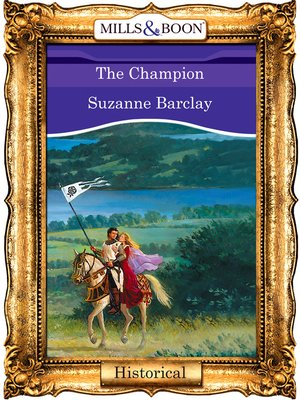 the champion barclay suzanne