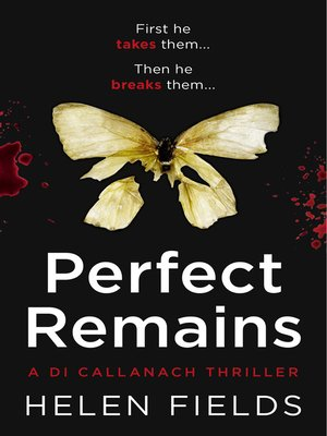 cover image of Perfect Remains