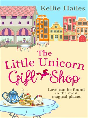 cover image of The Little Unicorn Gift Shop