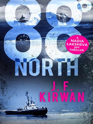 cover image of 88° North