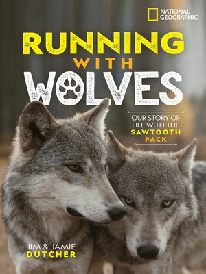 cover image of Running with Wolves