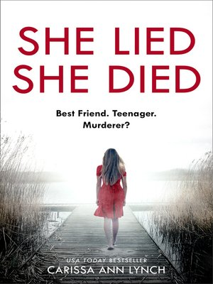 cover image of She Lied She Died