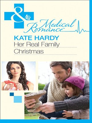 cover image of Her Real Family Christmas