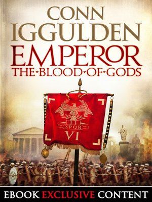 cover image of The Blood of Gods