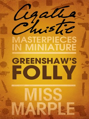 cover image of Greenshaw's Folly