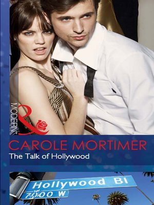 cover image of The Talk of Hollywood