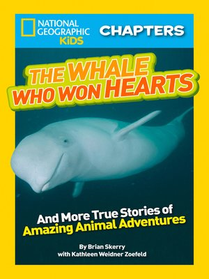 cover image of The Whale Who Won Hearts
