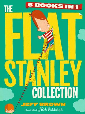 cover image of The Flat Stanley Collection