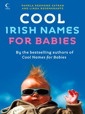 cover image of Cool Irish Names for Babies