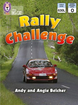 cover image of Collins Big Cat – Rally Challenge