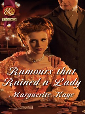 cover image of Rumours that Ruined a Lady