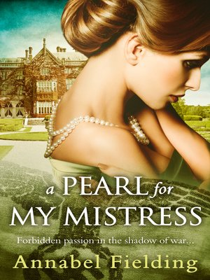 cover image of A Pearl for My Mistress