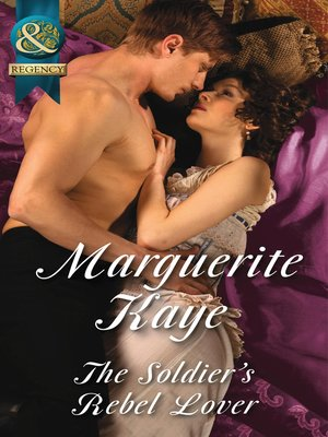cover image of The Soldier's Rebel Lover