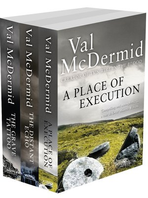 cover image of Val McDermid 3-Book Crime Collection