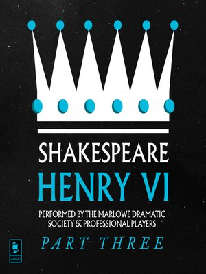 cover image of Henry VI, Part 3