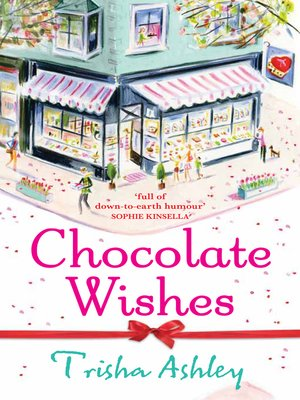 cover image of Chocolate Wishes