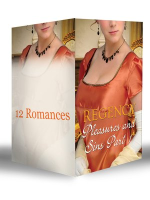 cover image of Regency 2011 Collection: Volumes 1-6