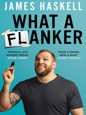 cover image of What a Flanker