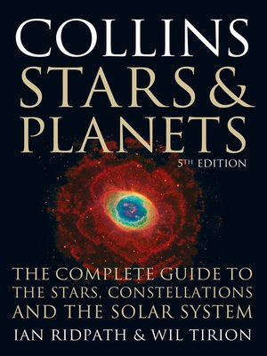 cover image of Collins Stars and Planets Guide