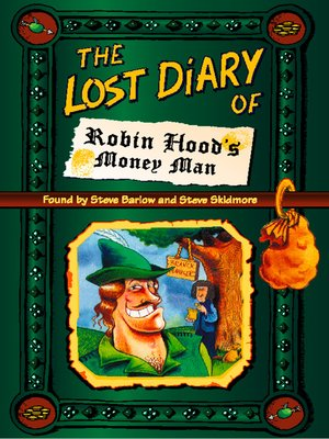 cover image of The Lost Diary of Robin Hood's Money Man