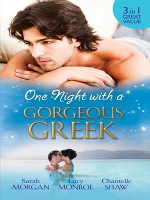 cover image of One Night with a Gorgeous Greek