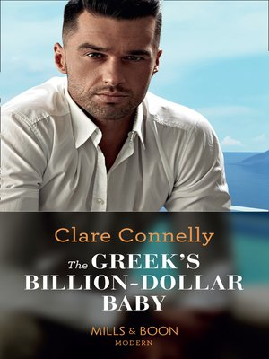 cover image of The Greek's Billion-Dollar Baby