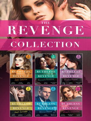 cover image of The Revenge Collection 2018