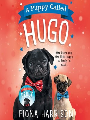 cover image of A Puppy Called Hugo