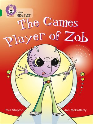 cover image of The Games Player of Zob