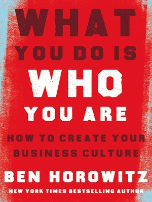 cover image of What You Do Is Who You Are