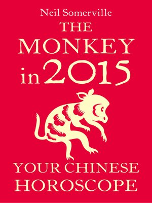 cover image of The Monkey in 2015