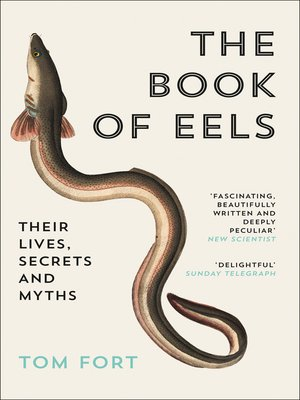 cover image of The Book of Eels