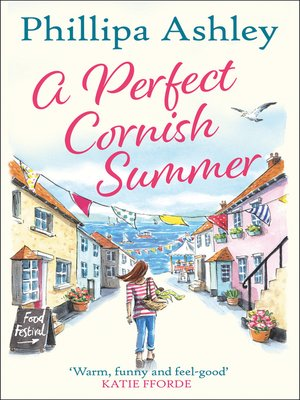 cover image of A Perfect Cornish Summer