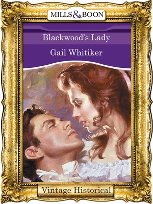 cover image of Blackwood's Lady