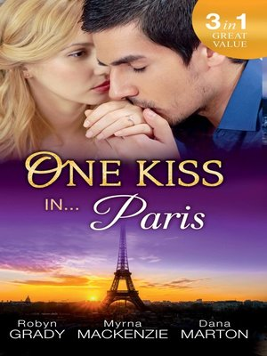 cover image of One Kiss in... Paris