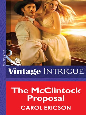 cover image of The Mcclintock Proposal