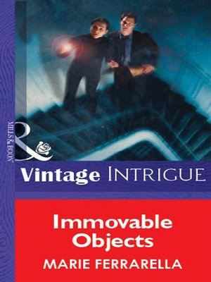 cover image of Immovable Objects