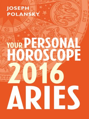 cover image of Aries 2016