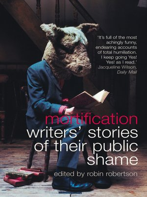 cover image of Mortification