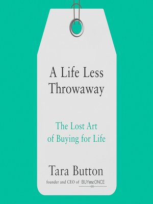 cover image of A Life Less Throwaway